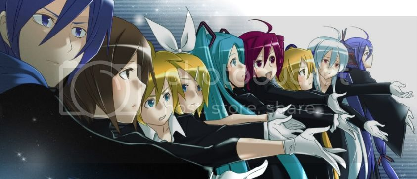 Vocaloids Loverss