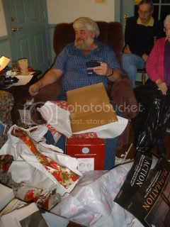 Jimmy and the aftermath of the present opening.